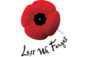 Saturday Nov 11 Remembrance Day Activities